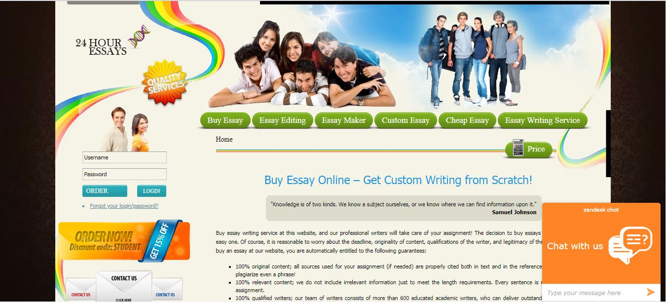 Uk essays review