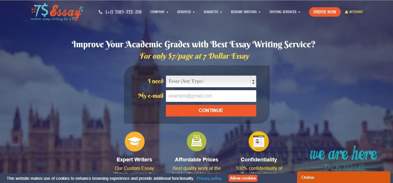 Academic essays buy