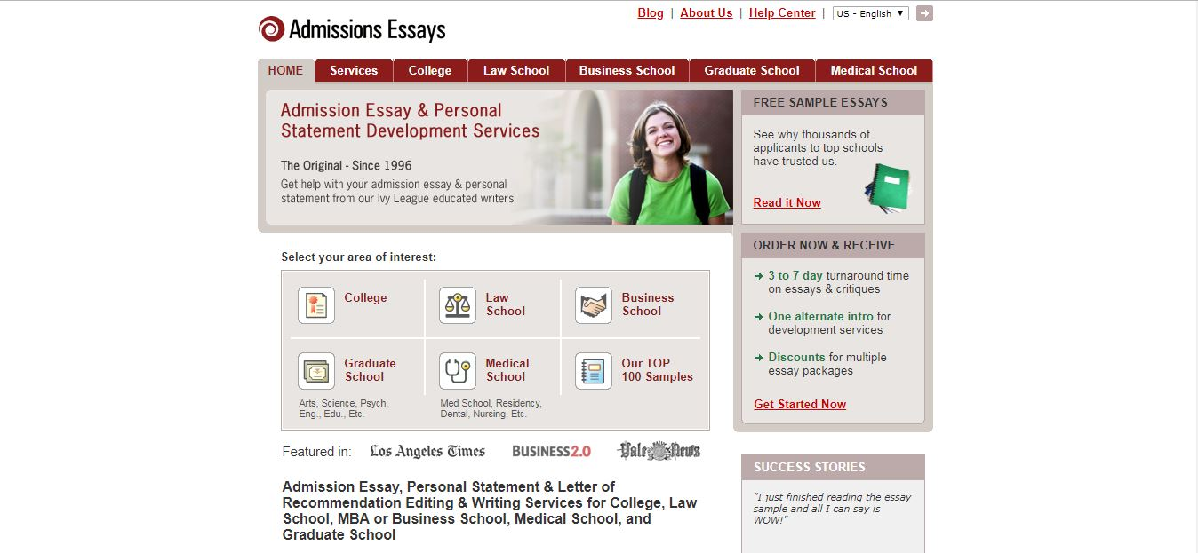 Admissionsessays.com Review | Top Uk Essays