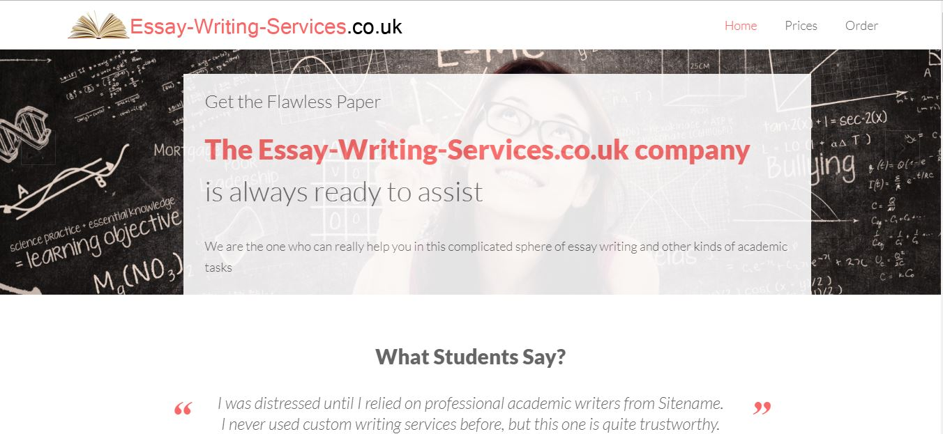 Essay writing company scam