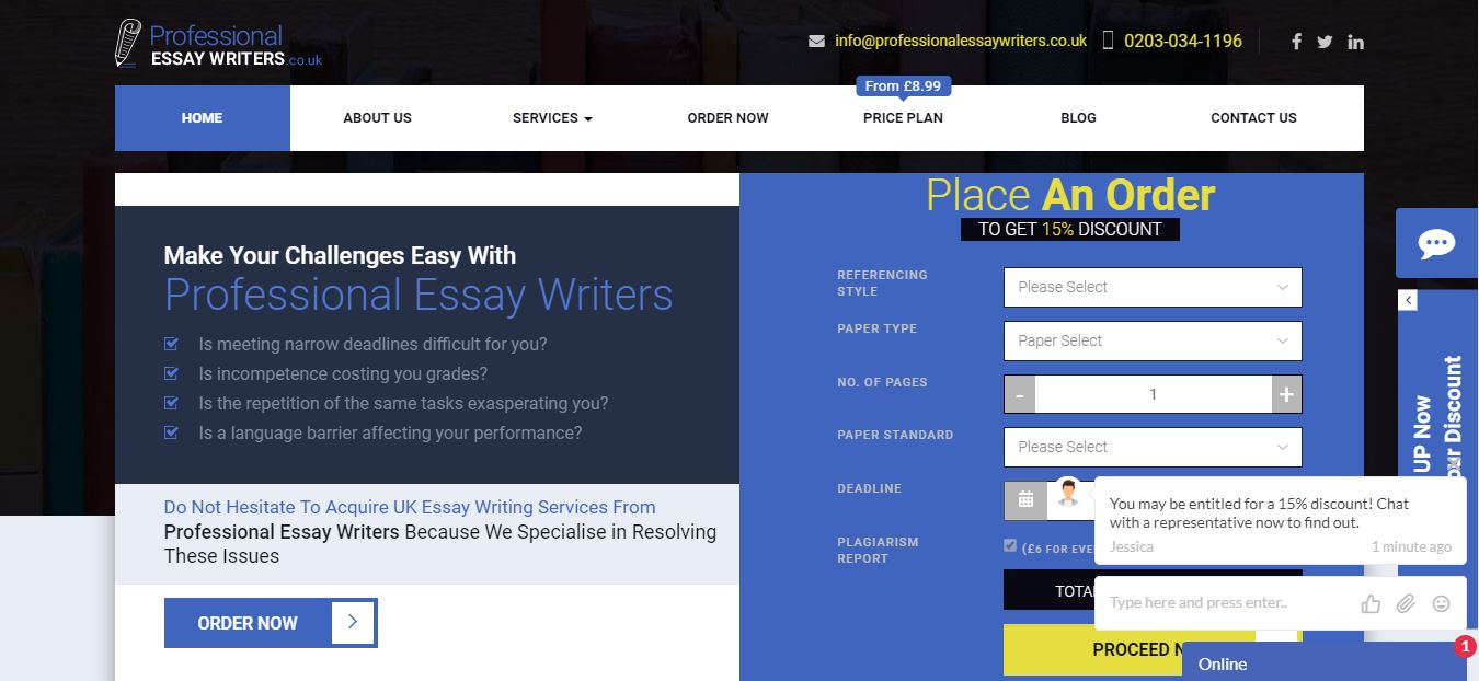 Professionalessaywriterscouk Review  Top Uk Essays Today In This Review We Are Here To Look At Another Platform Today Which  Is Professionalessaywriterscouk This Platform Help Provide Professionally